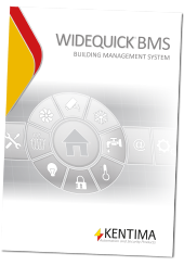 Fastighetsautomation, Building Management System BMS, WideQuick, WideQuick BMS, Systemintegratör