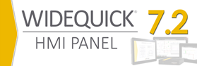 WideQuick HMI Panel 7.2