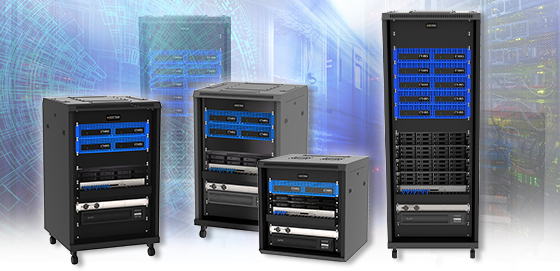 Kentimas NVR-N Rack Solutions