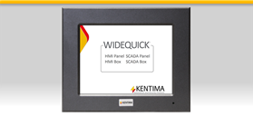 WideQuick HMI/SCADA Panel 513 613 713