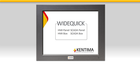 WideQuick HMI/SCADA Panel 519 619 719