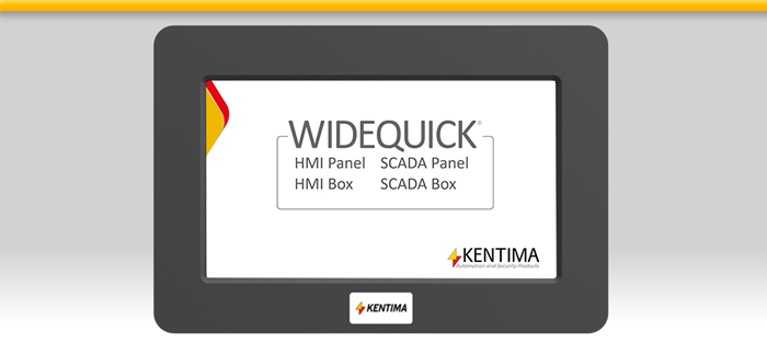 WideQuick HMI/SCADA Panel 510