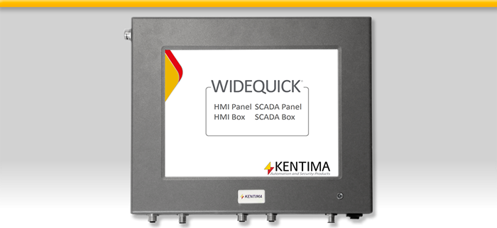 WideQuick HMI/SCADA Panel 812